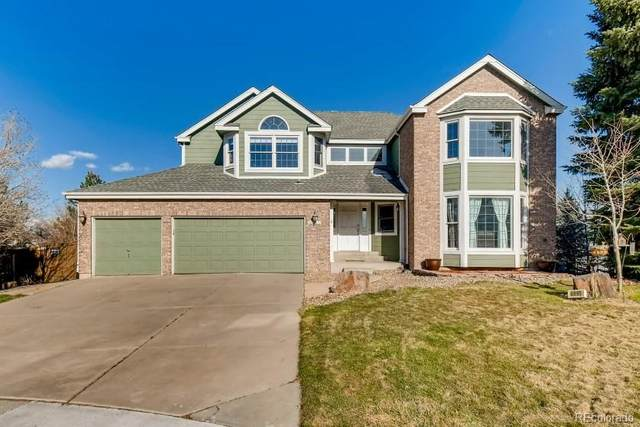 6995 Peregrine Way, Highlands Ranch, CO 80130 (#1754365) :: The Griffith Home Team
