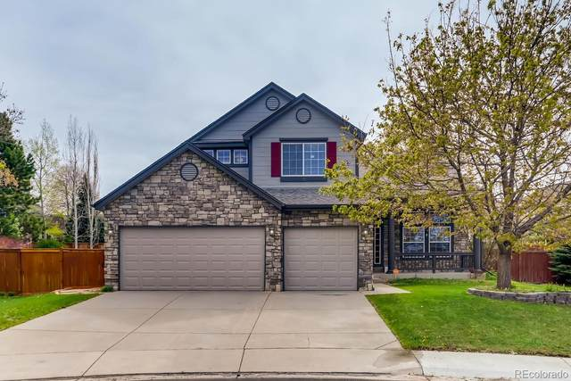 5047 Rocky Mountain Drive, Castle Rock, CO 80109 (#1754525) :: Mile High Luxury Real Estate