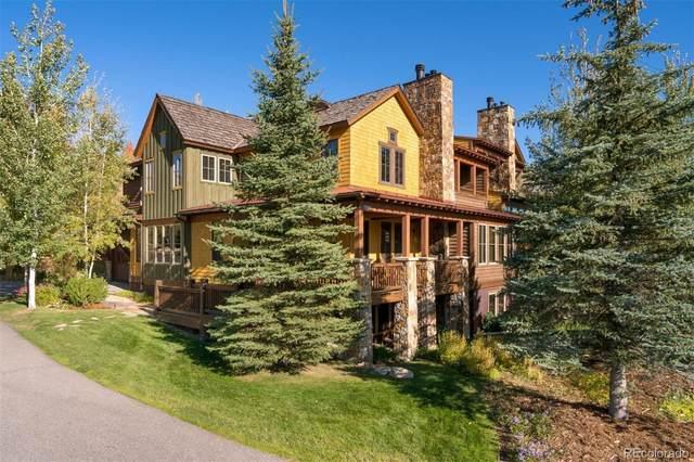 1996 Indian Summer Drive Ponderosa Floor, Steamboat Springs, CO 80487 (MLS #1754534) :: 8z Real Estate