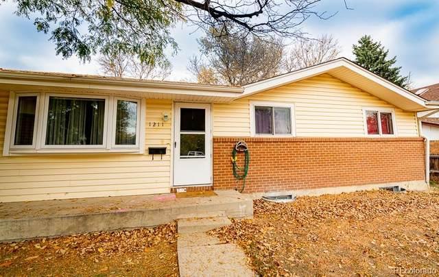 1211 W 102nd Place, Northglenn, CO 80260 (MLS #1754771) :: 8z Real Estate