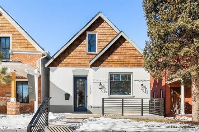 1555 S Grant Street, Denver, CO 80210 (#1755107) :: Wisdom Real Estate