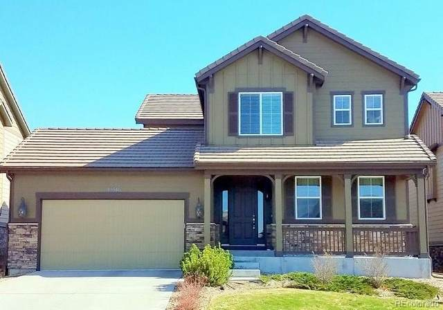 10546 Sundial Rim Road, Highlands Ranch, CO 80126 (#1755246) :: The Dixon Group