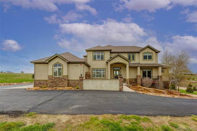 11651 Dunrich Road, Parker, CO 80138 (#1755677) :: The Healey Group