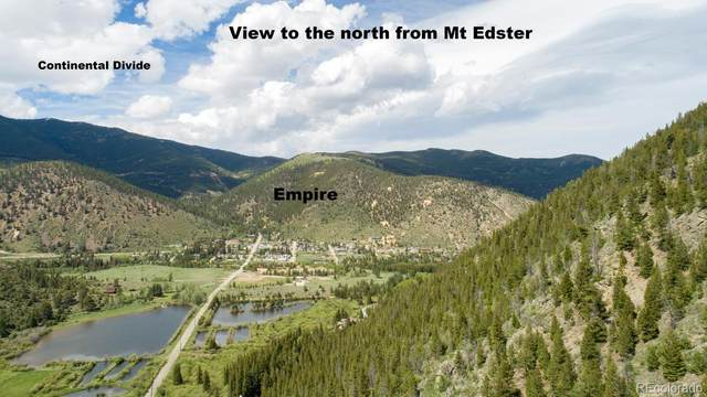 0 Bard Creek Road, Empire, CO 80432 (#1755766) :: HomeSmart