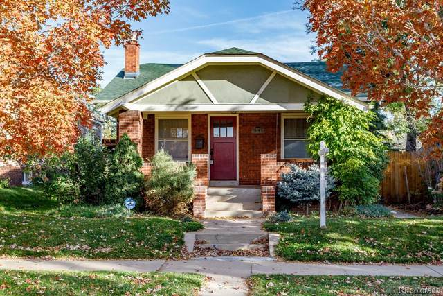 3379 W 35th Avenue, Denver, CO 80211 (MLS #1755790) :: Neuhaus Real Estate, Inc.