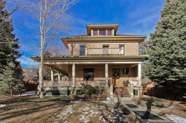 935 10th Street, Boulder, CO 80302 (#1756163) :: Relevate | Denver