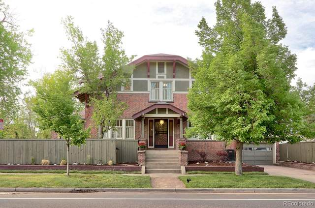 800 Steele Street, Denver, CO 80206 (#1756308) :: Briggs American Properties