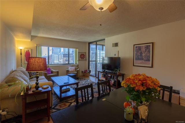 1551 Larimer Street #2105, Denver, CO 80202 (#1756526) :: Bring Home Denver