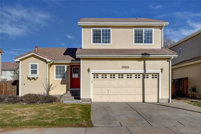 20345 E 41st Avenue, Denver, CO 80249 (MLS #1756731) :: Bliss Realty Group