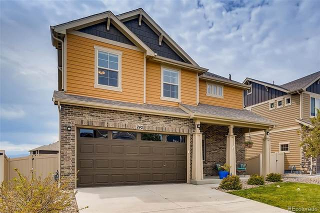242 Indian Peaks Drive, Erie, CO 80516 (#1756778) :: Re/Max Structure