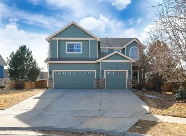 1110 Sunset Way, Erie, CO 80516 (MLS #1756893) :: Bliss Realty Group