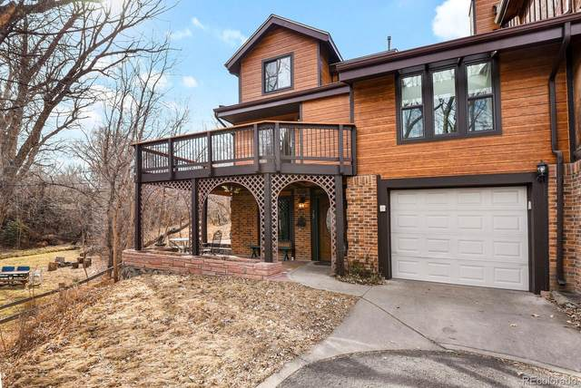 707 20th Street, Golden, CO 80401 (#1757092) :: Realty ONE Group Five Star