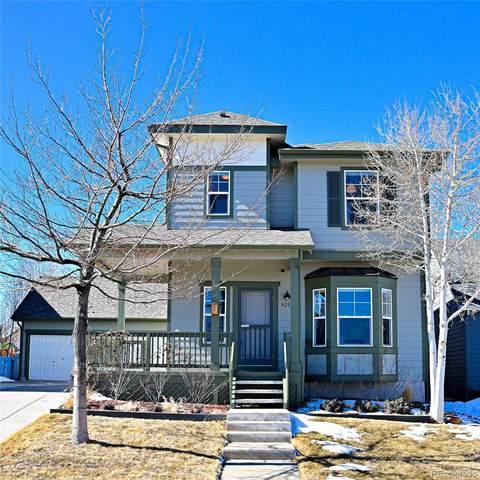 4287 Springmeadow Circle, Castle Rock, CO 80109 (#1757159) :: iHomes Colorado