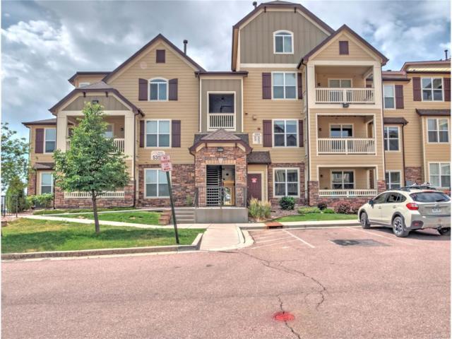 5354 Palomino Ranch Point #202, Colorado Springs, CO 80922 (MLS #1757171) :: 8z Real Estate