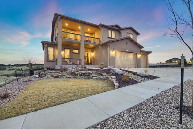 4568 Outlook Ridge Trail, Colorado Springs, CO 80924 (#1757359) :: Ben Kinney Real Estate Team