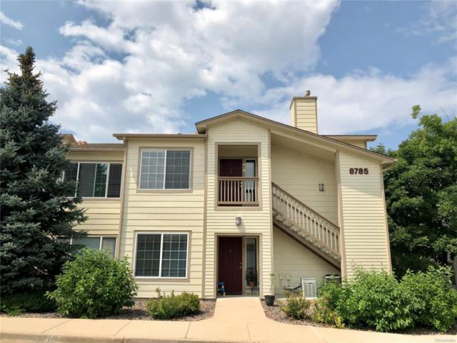 8785 W Berry Avenue #203, Denver, CO 80123 (#1757402) :: The Griffith Home Team