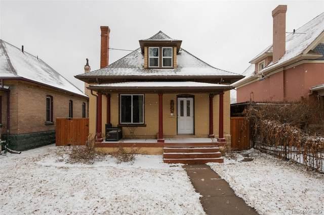 3029 York Street, Denver, CO 80205 (MLS #1757533) :: Keller Williams Realty