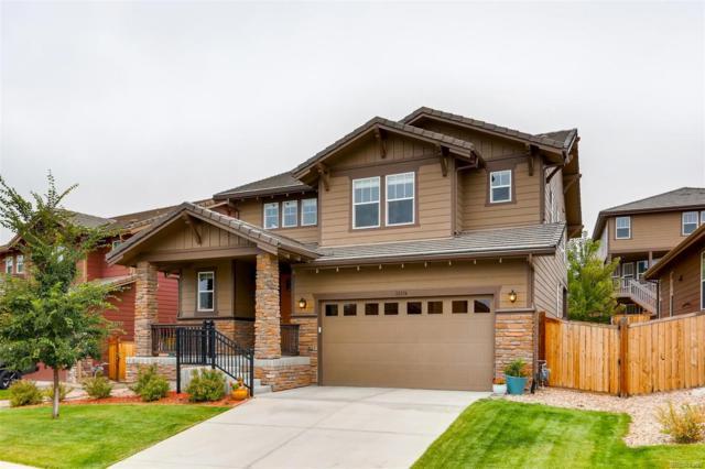 10374 Sierra Ridge Lane, Parker, CO 80134 (#1757615) :: Wisdom Real Estate