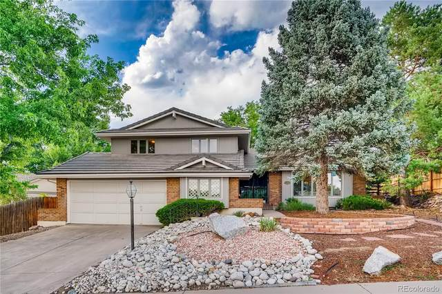 4251 E Links Parkway, Centennial, CO 80122 (#1757618) :: The Margolis Team