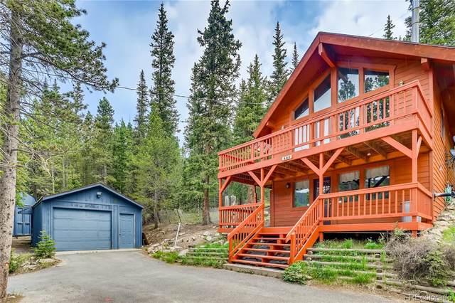 603 Lake Road, Idaho Springs, CO 80452 (MLS #1757730) :: 8z Real Estate