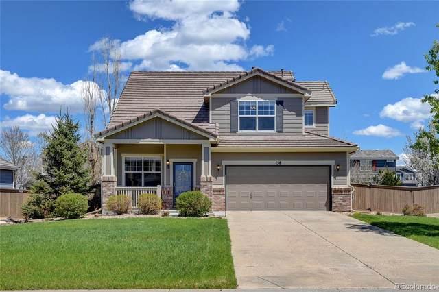 158 Ellendale Street, Castle Rock, CO 80104 (#1757888) :: Relevate | Denver