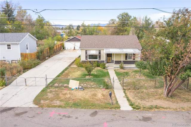 5343 Julian Street, Denver, CO 80221 (#1758215) :: Real Estate Professionals