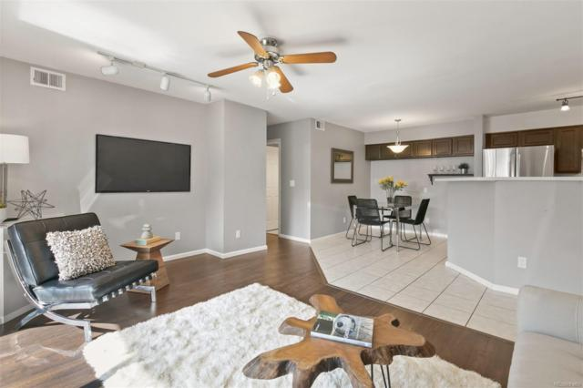 10784 W 63rd Place #104, Arvada, CO 80004 (MLS #1758413) :: 8z Real Estate