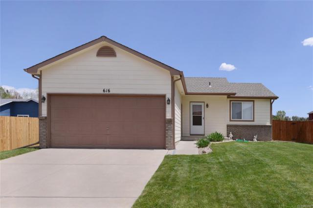 616 S Ursula Avenue, Milliken, CO 80543 (MLS #1758628) :: 8z Real Estate