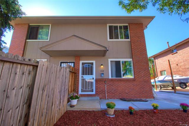 102 Del Norte Street, Denver, CO 80221 (MLS #1759045) :: The Biller Ringenberg Group