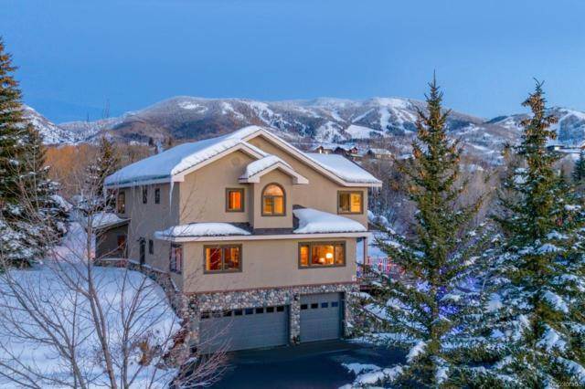 40 Steamboat Boulevard, Steamboat Springs, CO 80487 (#1759222) :: The HomeSmiths Team - Keller Williams