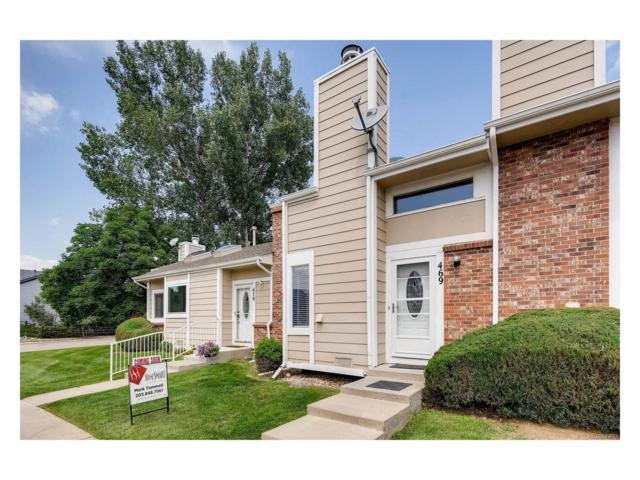 8106 Gray Court #469, Arvada, CO 80003 (MLS #1759373) :: 8z Real Estate