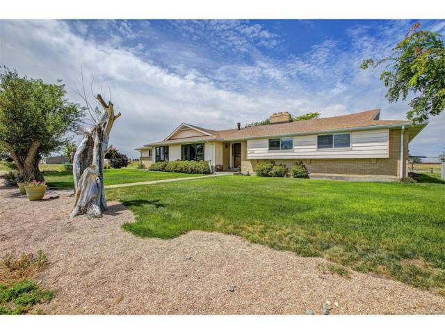 2425 Highway 79, Keenesburg, CO 80643 (MLS #1759517) :: 8z Real Estate