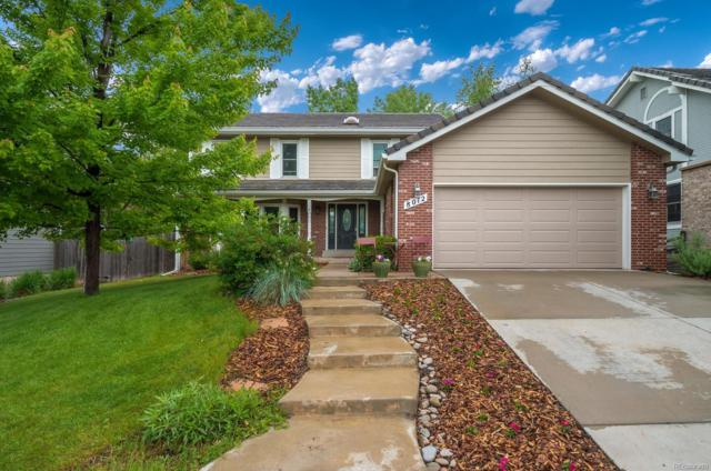 8012 Chaparral Road, Lone Tree, CO 80124 (#1759661) :: The Heyl Group at Keller Williams