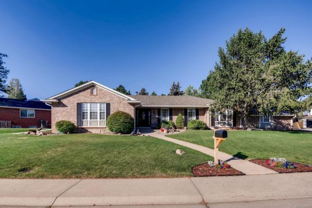 8630 E Kenyon Avenue, Denver, CO 80237 (#1759688) :: Keller Williams Action Realty LLC