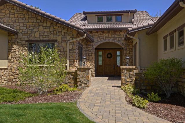 15 Niblick Lane, Littleton, CO 80123 (#1759904) :: Bring Home Denver
