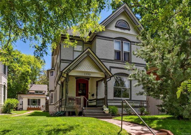 1350 Gaylord Street, Denver, CO 80206 (MLS #1760189) :: 8z Real Estate