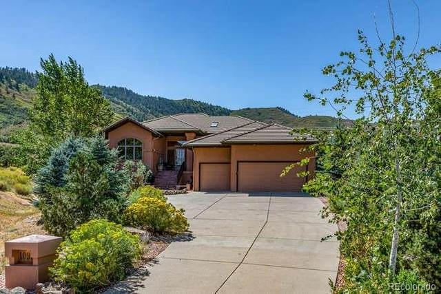 10996 Ambush Rock, Littleton, CO 80125 (#1760225) :: The HomeSmiths Team - Keller Williams