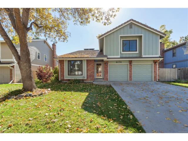 8174 W 81st Drive, Arvada, CO 80005 (#1760228) :: The Griffith Home Team