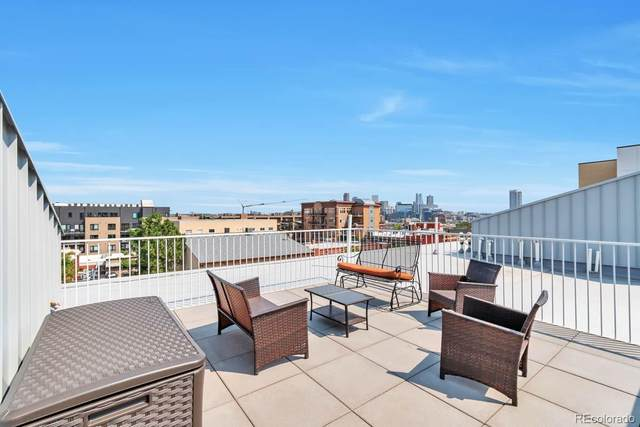 3233 Tejon Street #306, Denver, CO 80211 (#1760292) :: Chateaux Realty Group
