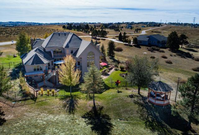 12865 Summit Ridge Road, Parker, CO 80138 (#1760359) :: Compass Colorado Realty