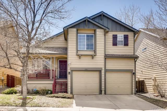 1395 S Akron Way, Denver, CO 80247 (#1760502) :: The Peak Properties Group