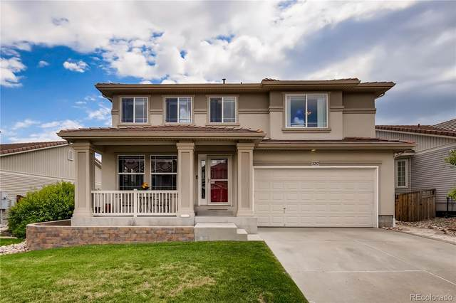 2292 Candleglow Street, Castle Rock, CO 80109 (#1760643) :: The Colorado Foothills Team | Berkshire Hathaway Elevated Living Real Estate