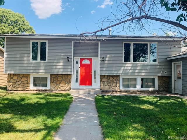 203 S Ivy Street, Yuma, CO 80759 (#1760772) :: Venterra Real Estate LLC