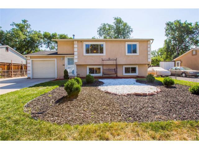 4076 Colony Hills Circle, Colorado Springs, CO 80916 (MLS #1761064) :: 8z Real Estate