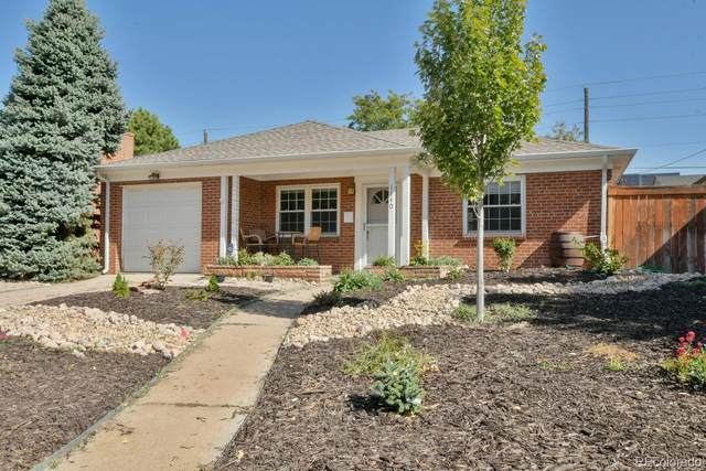 1140 S Harrison Street, Denver, CO 80210 (#1761567) :: My Home Team