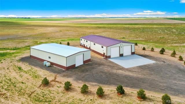 295 S County Road 129, Bennett, CO 80102 (MLS #1761676) :: Kittle Real Estate