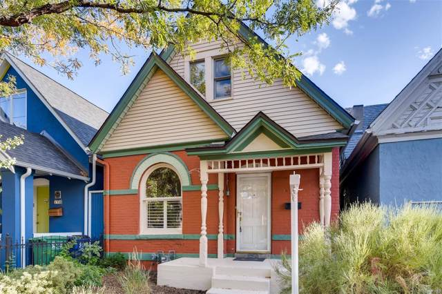 176 W Bayaud Avenue, Denver, CO 80223 (#1761730) :: The Peak Properties Group