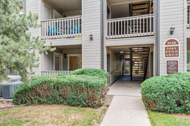 9150 E Arbor Circle A, Englewood, CO 80111 (#1762229) :: HomeSmart Realty Group