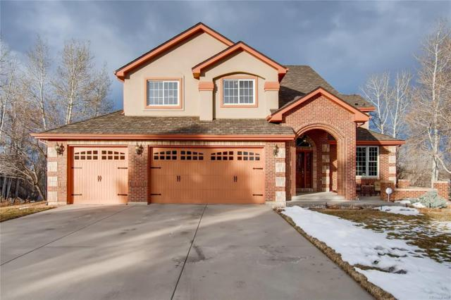 12457 W 83rd Drive, Arvada, CO 80005 (#1762244) :: The DeGrood Team