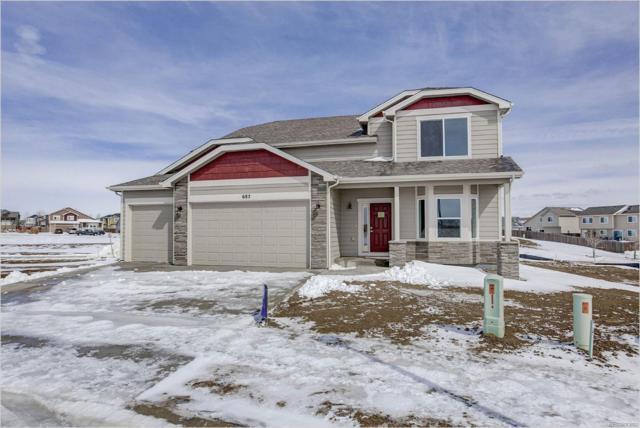 306 Ptarmigan Street, Severance, CO 80550 (#1762380) :: Bring Home Denver with Keller Williams Downtown Realty LLC